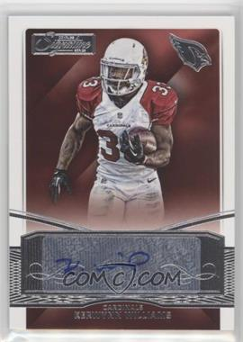 2015 Panini Donruss Signature Series - [Base] #9 - Kerwynn Williams