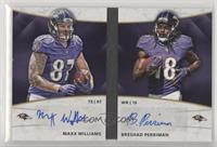 Maxx Williams, Breshad Perriman