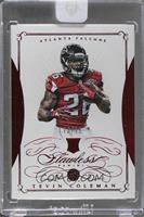Tevin Coleman [Uncirculated] #/15
