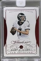 Sam Bradford [Uncirculated] #6/15