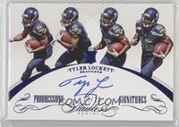 Tyler Lockett #/20