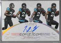 T.J. Yeldon [Noted] #/10
