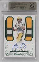 Aaron Rodgers /5 [BGS 9.5]