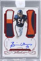 Brian Urlacher /15 [ENCASED]