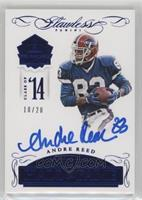 Andre Reed /20