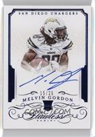 Melvin Gordon #/20