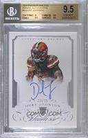 Duke Johnson [BGS 9.5 GEM MINT] #/25