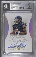 Kevin White [BGS9MINT] #/10