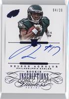 Nelson Agholor #/20