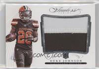Duke Johnson #1/25