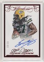 Eddie Lacy [Noted] #/15