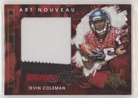 Tevin Coleman #/49