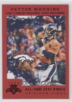 All Time Stat Kings - Peyton Manning