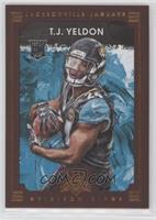 Rookies - T.J. Yeldon