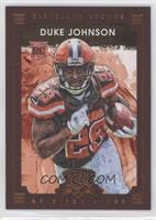 Rookies - Duke Johnson
