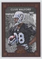Rookies - Clive Walford