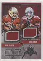 Andre Ellington, David Johnson /249