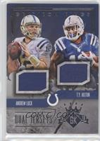 Andrew Luck, T.Y. Hilton /199
