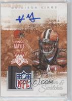 Vince Mayle #/1