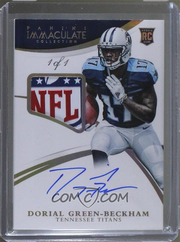uk availability 25e6b c1163 2015 Panini Immaculate Collection - [Base] - NFL Shield ...