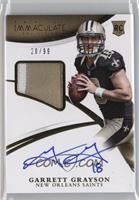 Rookie Patch Autographs - Garrett Grayson /99