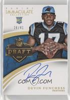Devin Funchess /41