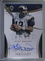 Kurt Warner [Noted] #/2