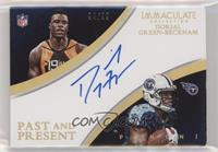 2015 Black Gold Update - Dorial Green-Beckham [EX to NM] #/99