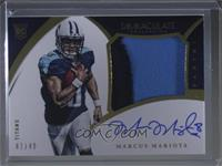 Marcus Mariota [Noted] #/49
