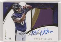 Maxx Williams /99