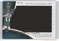 Nelson Agholor [Noted] #/25