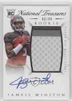 Rookie Autograph Patch (RPS) - Jameis Winston #/99