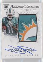 Rookie Autograph Patch (RPS) - DeVante Parker /99