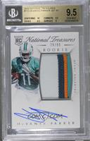 Rookie Autograph Patch (RPS) - DeVante Parker /99 [BGS 9.5 GEM M…