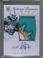 Rookie Autograph Patch (RPS) - Jay Ajayi /99