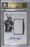 Rookie Autograph Patch (RPS) - Bryce Petty /99 [BGS9.5]