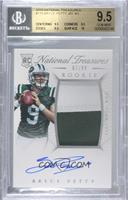 Rookie Autograph Patch (RPS) - Bryce Petty [BGS 9.5 GEM MINT] #/…