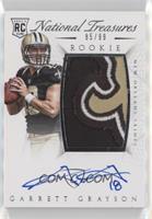 Rookie Autograph Patch (RPS) - Garrett Grayson /99