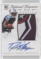 Rookie Autograph Patch (RPS) - Dorial Green-Beckham #/99