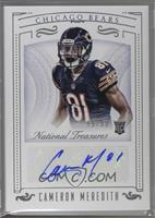 Rookie Signatures - Cameron Meredith /99