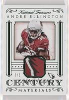 Andre Ellington #/5