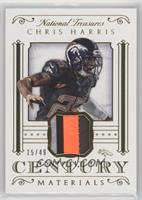Chris Harris #/49