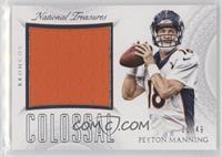 Peyton Manning #/49