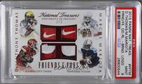 De'Anthony Thomas, Marcus Mariota [PSA 9 MINT] #/2
