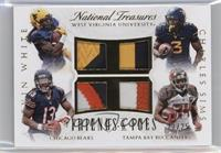 Kevin White, Charles Sims #/25