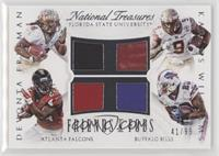 Devonta Freeman, Karlos Williams /99