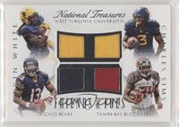 Charles Sims, Kevin White /99
