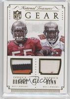 Derrick Brooks, Warrick Dunn /25