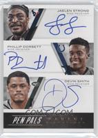 Devin Smith, Phillip Dorsett, Jaelen Strong