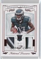 Nelson Agholor #/17